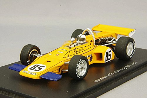 1/43 McLaren M16 Indy 500 1971 Denny Hulme #85(イエロー) S3139の商品画像
