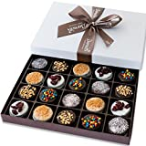 We are an artisan bake shoppe priding ourselves in making delectable giftboxes that taste as good as they look! Present an elegant gift that is sure to please all. Whether you're conveying a gesture of gratitude, sharing a thoughtful wish of remembea...