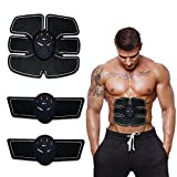 Wireless Electric Massager ABS Fit Abdominal Muscle Trainers