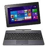 ASUS Transformer Book T100TA-H2-GR 10.1″ Detachable 2-in-1 Touchscreen Laptop, 64GB+500GB (Grey), Best Gadgets
