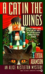 A Cat in the Wings (Alice Nestleton Mystery)