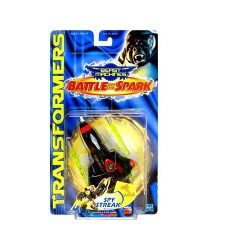 Transformers Beast Machines Spy Streak Battle of The Spark