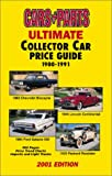 Ultimate Collector Car Price Guide, Cars & Parts, 1880524457