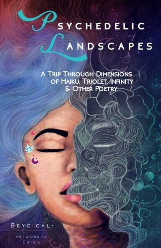 Psychedelic Landscapes: A Trip Through Dimensions of Haiku, Triolet, Infinity & Other Poetry