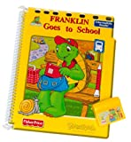 PowerTouch Learning System Book and Cartridge: Franklin Goes to School