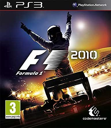 Formula 1 2010 (PS3) at amazon