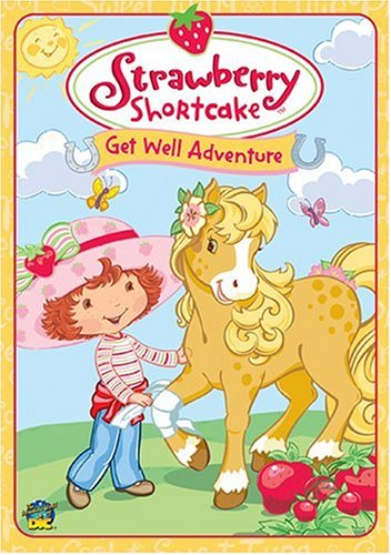 Strawberry Shortcake - Get Well Adventure