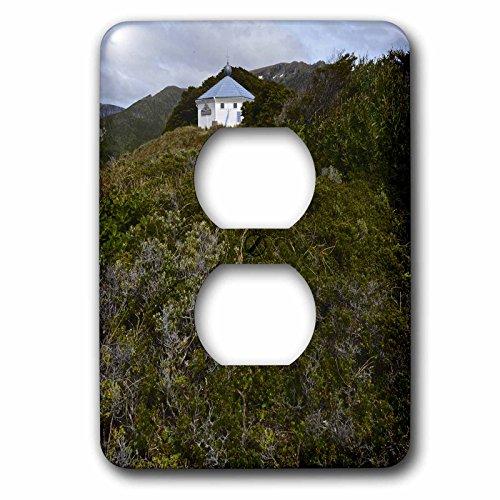 KIKE CALVO Patagonia ISLA DE LOS ESTADOS - San Juan the Salvamento Lighthouse, Tierra de Fuego, Argentina - Light Switch Covers - 2 plug outlet cover (lsp_233760_6)