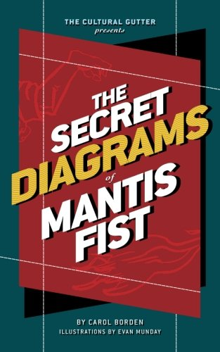The Cultural Gutter Presents The Secret Diagrams of Mantis Fist