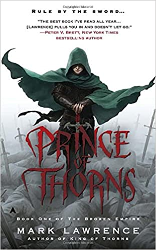 Image result for prince of thorns book