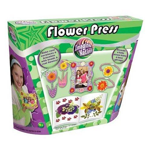 Flower Press Kit NSI 1996