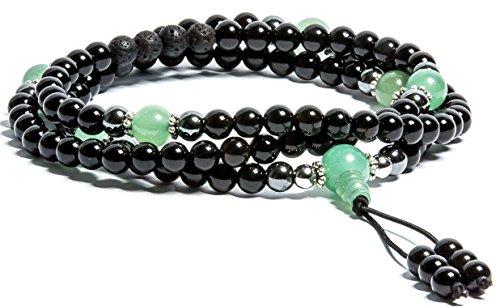 Mala Beads - Buddha Necklace -