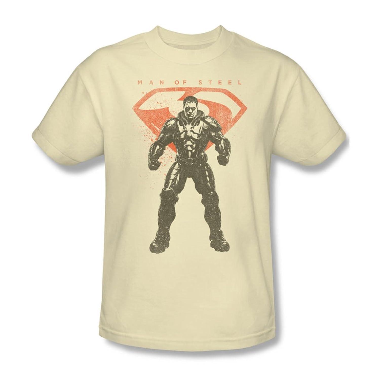 Man Of Steel - Mens Faded Zod T-Shirt