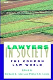 Lawyers in Society, Richard Abel, 1587982641