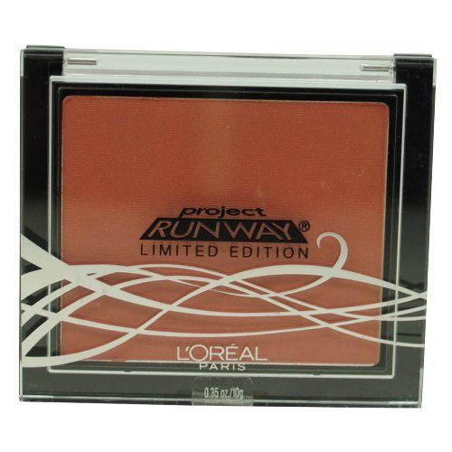 L'oreal Paris Project Runway Super Blendable Blush 726 the Queen's Blush 0.35 Oz