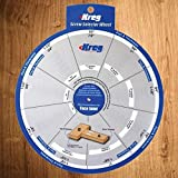 KREG Tools SSW Kreg Screw Selector Wheel. Woodworking (Original Version)