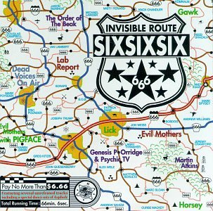 Invisible Route Six Six Six