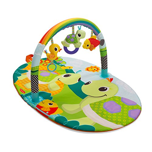 Infantino Travel Activity Gym - Infantino Topsy Turvy Explore and Store Activity Gym Turtles