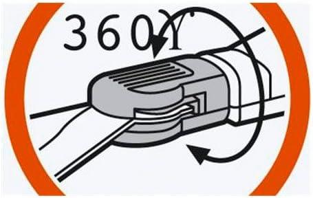 Gardena Tijera cortacésped orientable Comfort Diseño Especial empuñadura para UNA transmisión óptima de la fuerza, Estándar