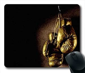 Boxing Sets Oblong Shaped Boxing Mouse Mat by Maris's Diary