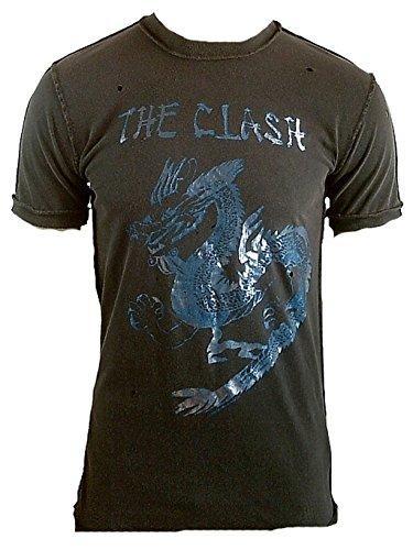 shirt M Gris Homme Amplified T 5IqpwTqB