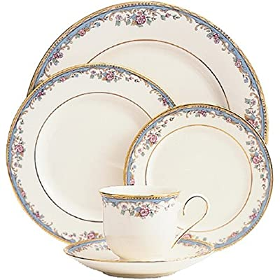 Click for Lenox Southern Vista Gold-Banded 5-Piece Place Setting, Service for 1