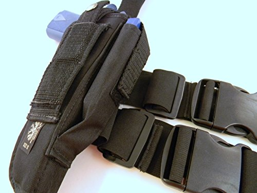 Usa Made TACTICAL DROP LEG THIGH HOLSTER RIG FOR 5