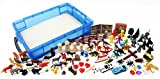 sand trays - Play Therapy Sand Tray Basic Portable Starter Kit with Tray, Sand, and Miniatures