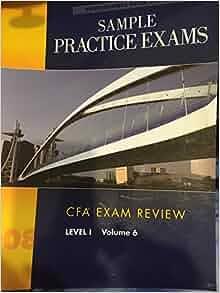 cfa level 1 practice exam pdf