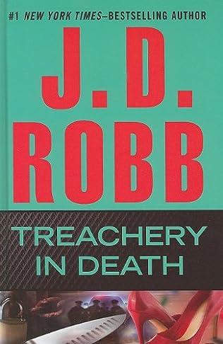 book cover of Treachery in Death