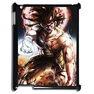 3D Cases for IPad 2,3,4 2D, Dragon Ball Z Cases for IPad 2,3,4 2D, Tyquin Black