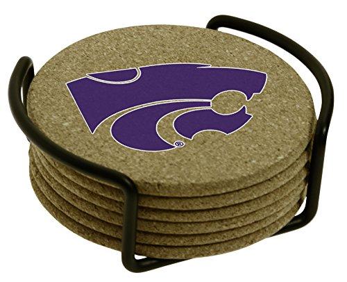 Thirstystone Kansas State University with Holder Included Cork Gift - Gifts State Kansas University