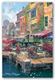 """Marketplace by James Coleman 24""""x36"""" Art Print Poster"""