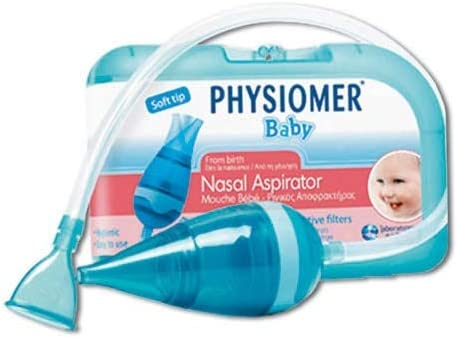 Aspirador nasal nasal para bebé desde el nacimiento PHYSIOMER ...
