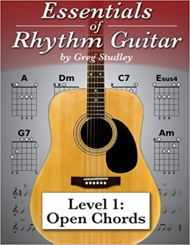 Buy Essentials Of Rhythm Guitar Level 1 Open Chords Volume 1