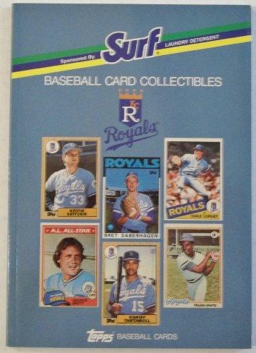 (Surf Laundry Detergent) Baseball Card Collectibles; KC/Kansas City Royals