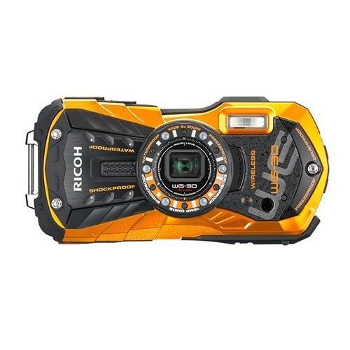 ricoh-wg-30w-flame-orange-digital-camera-with-27-inch-lcd-flame-orange