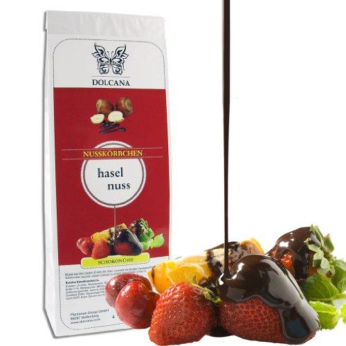 Dolcana Schokonüsse - Haselnusskerne mit Vollmilchschokolade und Zimt, 1er Pack (1 x 150 g Packung)