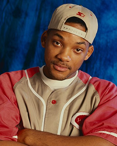 Amazon.com  Will Smith in The Fresh Prince of Bel-Air in baseball ... de8b2e8c04e