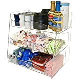 Condiment Organizer for a Very Professional Coffee Presentation. Has 10 Compartments. Made in the USA. by PPM