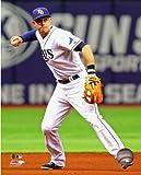 "Evan Longoria Tampa Bay Rays 2014 MLB Action Photo (Size: 8"" x 10"")"
