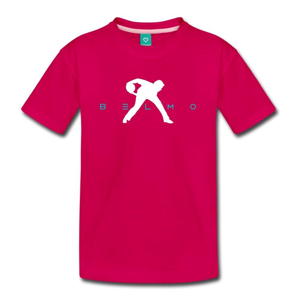 ATHLETE ORIGINALS Toddler Premium T-Shirt by Jason Belmonte