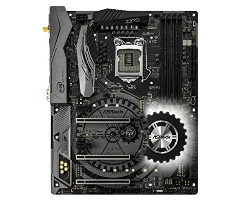 ASRock motherboard Motherboards Z370 TAICHI