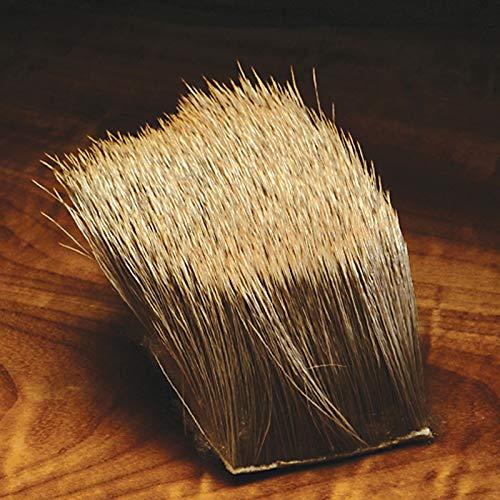 Elk Hair Caddis Fly Pattern - Hareline Dubbin Inc Natural Elk Hair Patch