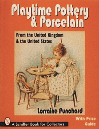 Used, Playtime Pottery & Porcelain: From the United Kingdom for sale  Delivered anywhere in USA