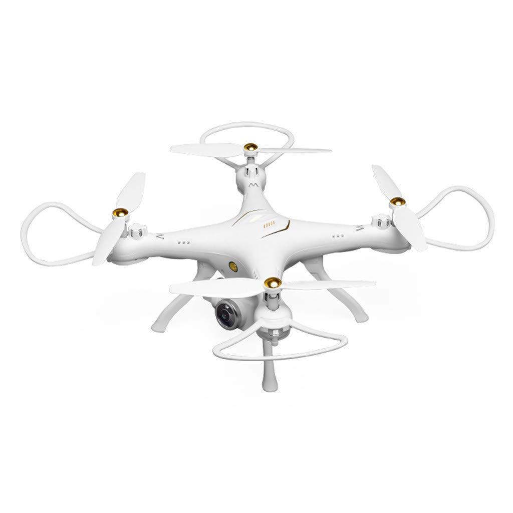 MOZATE Attop W9 WiFi GPS 1080P Camera Drone Altitude Hold Mode Headless Quadcopter (White) by MOZATE (Image #1)
