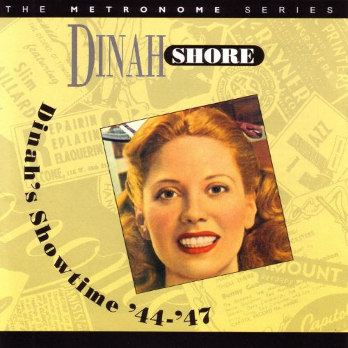 Dinah Shore - I'll Walk Alone