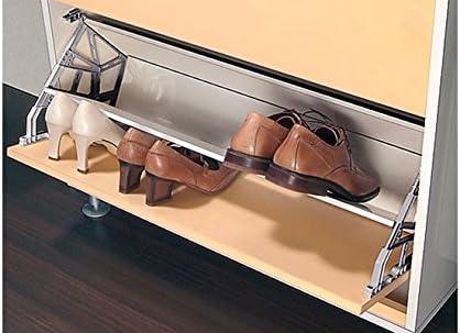 Schuheschrank Mechanismus Schließmechanismus Schuhe Schubladen Schuheregal Tür