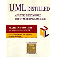 UML DISTILLED: APPLYING THE STANDARD OBJECT MODELLING LANGUAGE (OBJECT TECHNOLOGY SERIES)