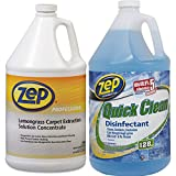 Zep Professional Carpet Extraction Cleaner, Lemongrass, 1gal...